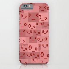 Mad iPhone 6s Slim Case