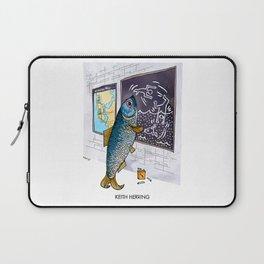 Keith Herring Laptop Sleeve