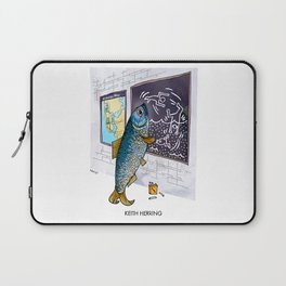 Keith Herring Laptop Sleeve