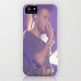 Liam Payne iPhone Case