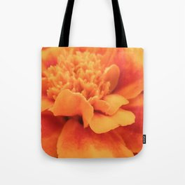 Marigold Summer Tote Bag