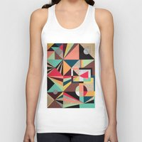 prism Tank Tops featuring Prism by Kerry Lacy