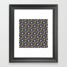Rosewall love Framed Art Print