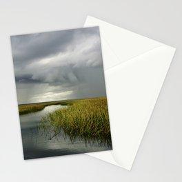 Salt Marsh, Cape Romain, South Carolina Stationery Cards