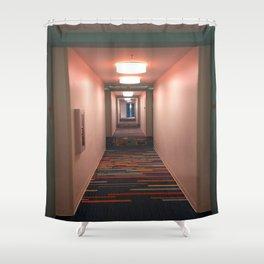 Hallway Shower Curtain
