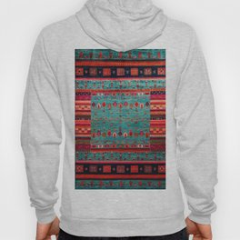 Anthropologie Ortiental Traditional Moroccan Style Artwork Hoody