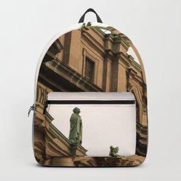 Marie reine du Monde Montréal Québec Backpack