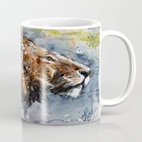 leon Mugs featuring Leon by KOSTART