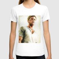 ryan gosling T-shirts featuring Ryan Gosling - Drive by Hilary Rodzik
