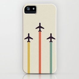 Airplanes iPhone Case