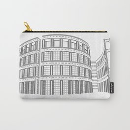TypeCity: Vancouver Public Library Carry-All Pouch