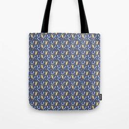Simplistic Dragons Tote Bag