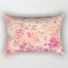 Acid Camouflage Rectangular Pillow