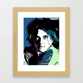 Cure Framed Art Print
