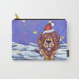 Animal Parade Lion Carry-All Pouch