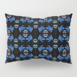 siamese fighting fish pattern Pillow Sham
