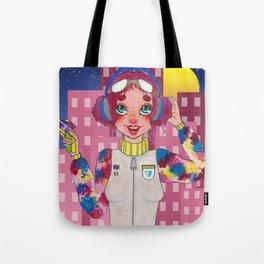 Babygun Tote Bag