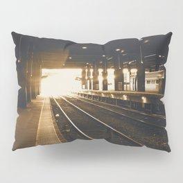On the Platform Pillow Sham