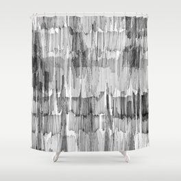Crossfade Shower Curtain