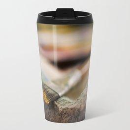 Paint Brush Travel Mug