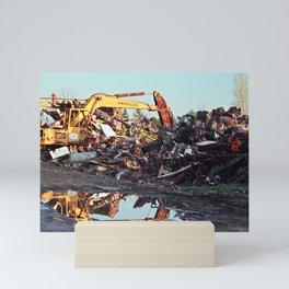 American Garbage Mini Art Print