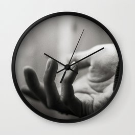 (for)giving Wall Clock