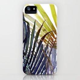 Arecaceae - household jungle #3 iPhone Case