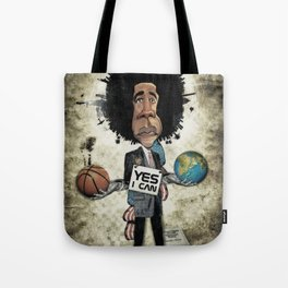 Yes, I Can Tote Bag