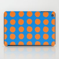 polka iPad Cases featuring Polka  by Ruth Shaffer Art and Designs