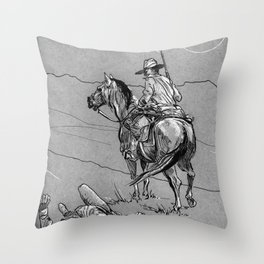 Snitch Throw Pillow