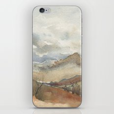 Old Stagecoach route to Nutt iPhone & iPod Skin