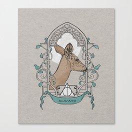 Severus Canvas Print