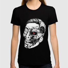 The all new Terminators. The genius. T-shirt
