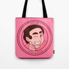 You're Welcome! Tote Bag