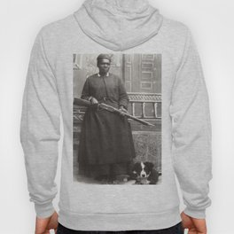Mary Fields, First African-American Woman Mail Carrier Hoody