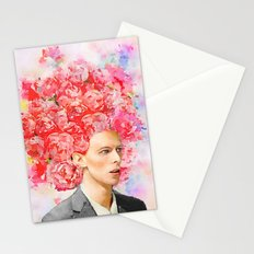 Beautiful Mind - Bowie  Stationery Cards
