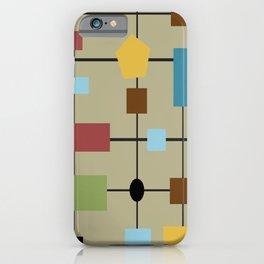 Modern Art Abstract 29/2 iPhone Case