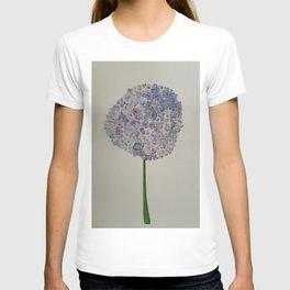 """Hydrangea"" T-shirt"