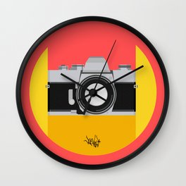 OHH SNAP! Wall Clock