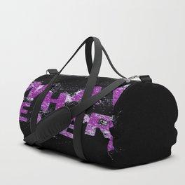 Purple Whatever Duffle Bag