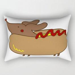 Hottodoggu Rectangular Pillow