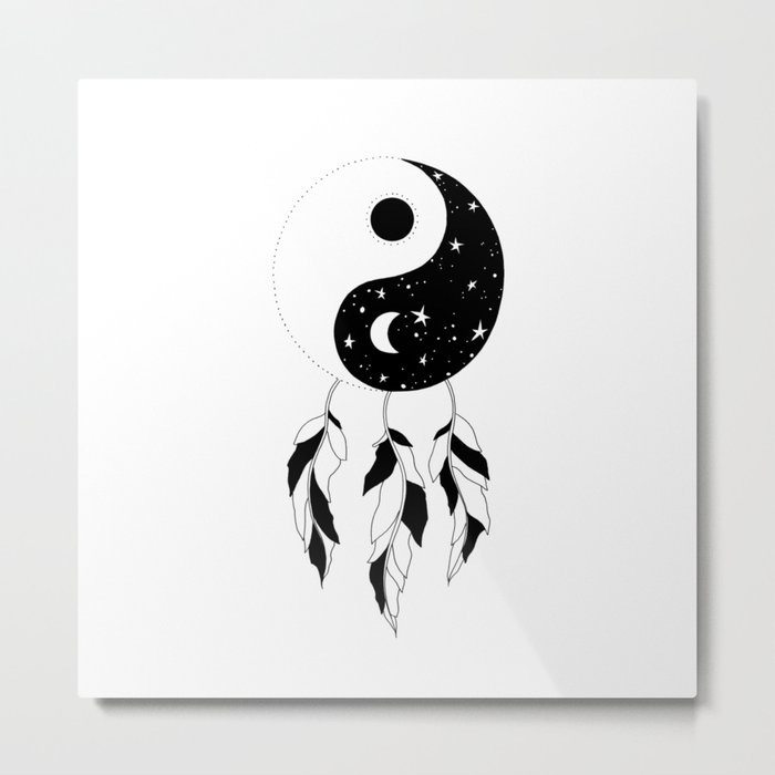 Dreamcatcher Metal Print
