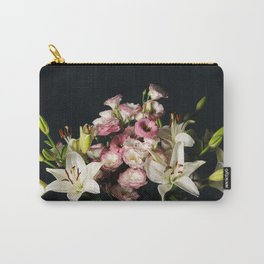 Elegant floral composition Carry-All Pouch