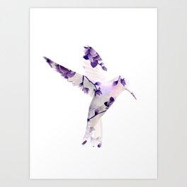 Bird 2a Art Print