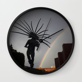 Raimbow Wall Clock