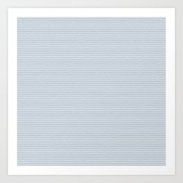 Light Blue Cold Pressed Watercolour Paper Texture Art Print