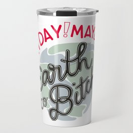 Mayday! Travel Mug