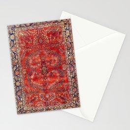 Sarouk Arak West Persian Carpet Print Stationery Cards