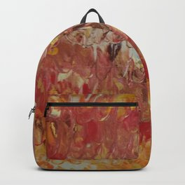 copper fire Backpack