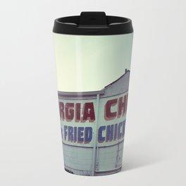 Fried Chicken Travel Mug